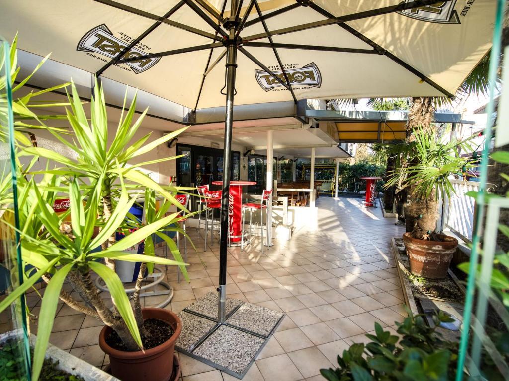 esterno hotel elba Rimini