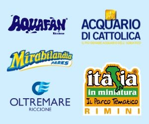 Theme parks in Riviera Romagnola