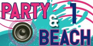 party & beach