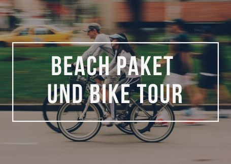 beach and bike tour paket rimini
